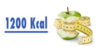 Dieta delle 1200 calorie